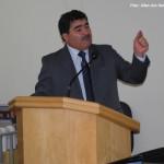 Líder do Governo defende criação de 'Zona Azul'