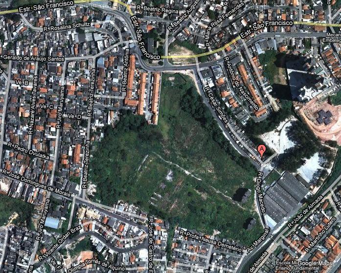 Com 80 mil m², área no Jardim Helena não precisa mais ter moradias populares.