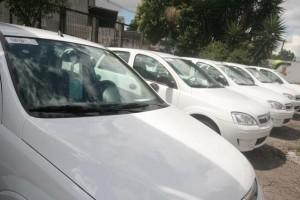 Prefeitura de Taboão da Serra renovou a frota de veículos recentemente
