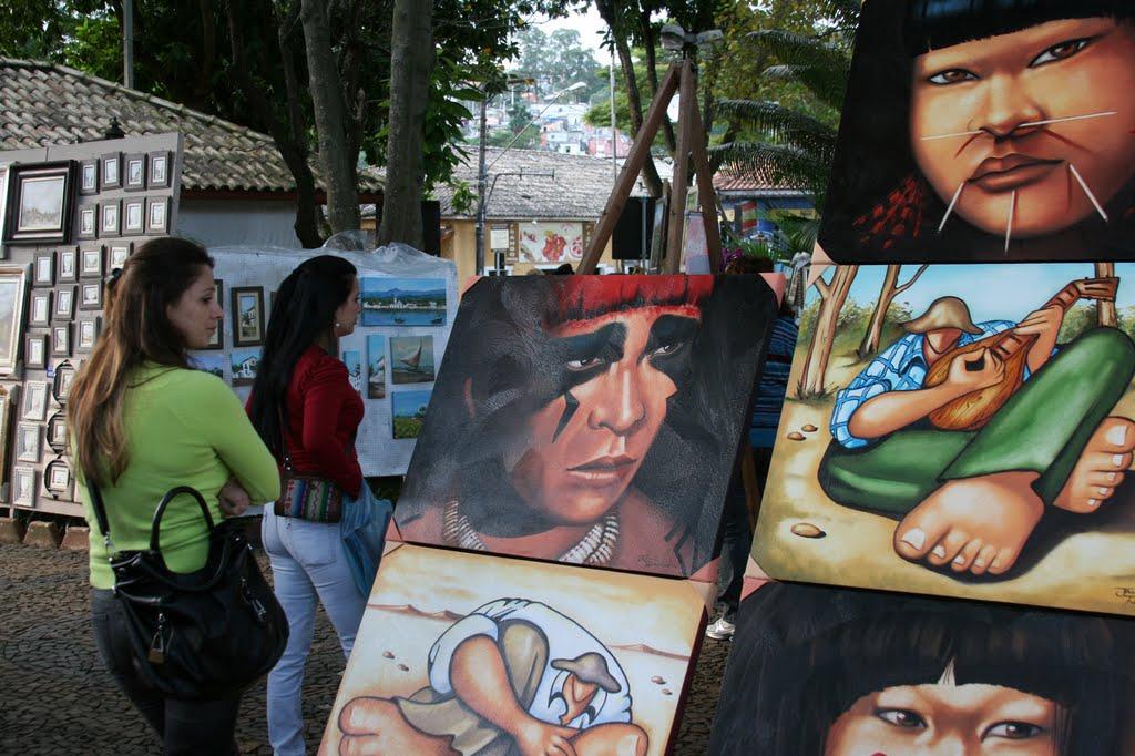 Embu das Artes comemora 56 anos neste 18 de fevereiro. (Foto: Arquivo)