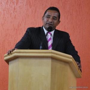 Vereador em primeiro mandato, Cido (DEM) sonha em ser candidato a prefeito em 2012