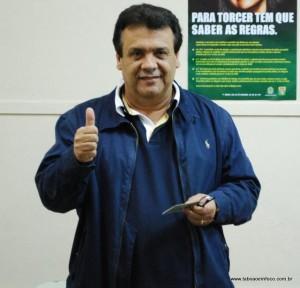 Fernandes: Ex-prefeito e candidato em 2012