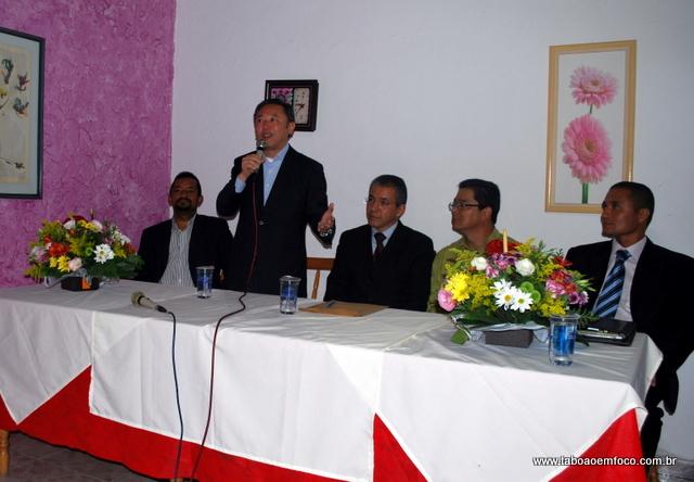 Deputado Walter Ihoshi participa da convenção do PSD de Taboão da Serra