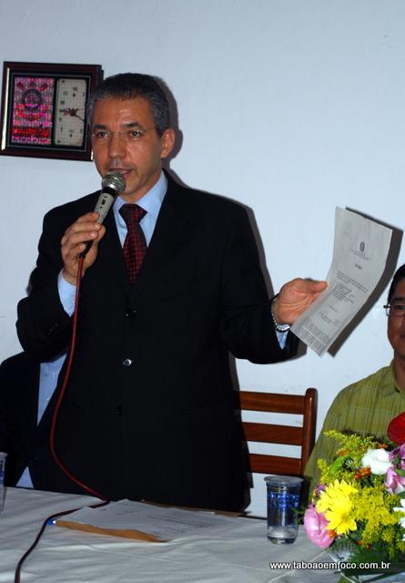 Vereador Dr. Alexandre Depieri diz que pode disputar a eleição em 2012, mesmo tendo suas contas rejeitadas pelo TRE-SP.