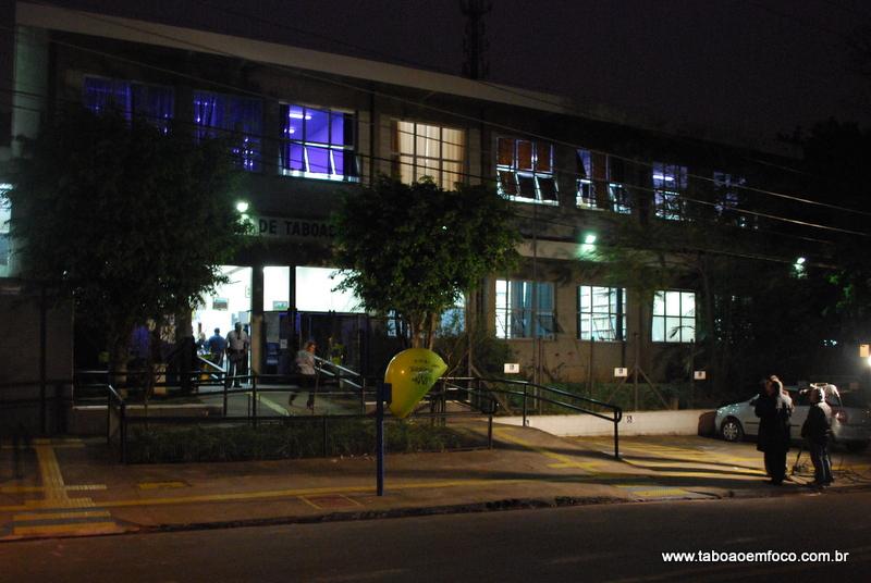 Acusados de fraudar a dívida ativa de Taboão da Serra participam de audiência no Fórum. (Foto: Arquivo)