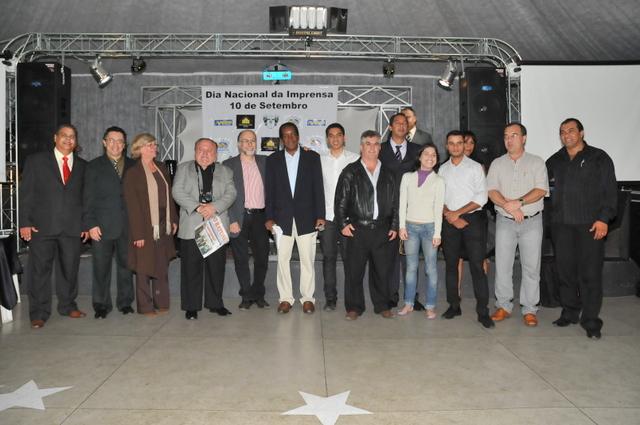 Encontro anual dos jornalistas na região do Conisud. (Foto: Divulgação)