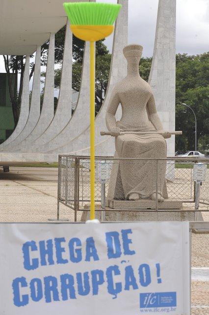 STF julga lei da Ficha Limpa. (Foto: Agência Brasil)