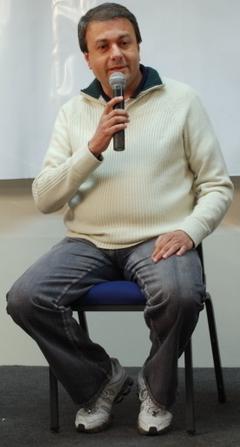 Rai Collor, presidente do PP. (Foto: Arquivo / Taboão em Foco)