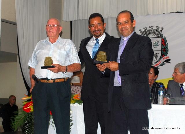 Noel Ribeiro de Almeida e Pastor Ezequias Pereira Neves