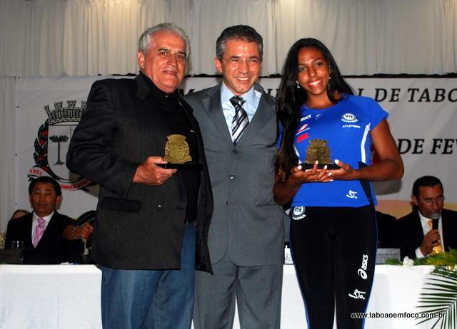 Nayara Sobrinho dos Santos e Felício Paulo Pestana (Paulé) Nayara Sobrinho dos Santos