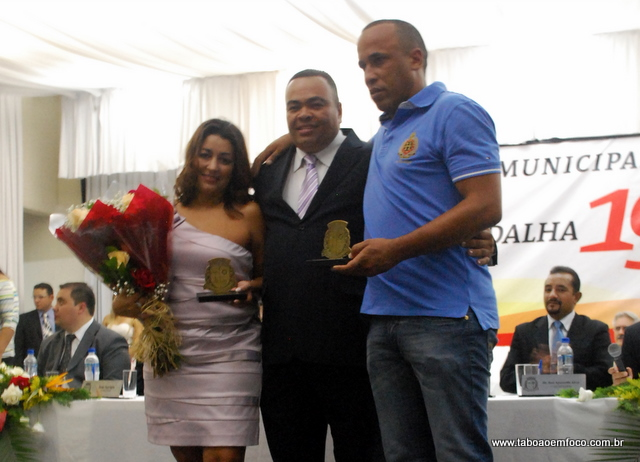 Patrícia Vieira de Matos e Janilton Jesus Brandão Oliveira