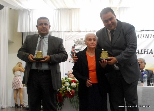Dorival Mendes dos Santos e Aparecida Moreira de Almeida