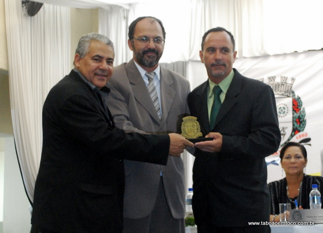 Fernando Haddad (ex-ministro da educação e pré-candidato a prefeito em São Paulo) e Flávio Augusto Baptista
