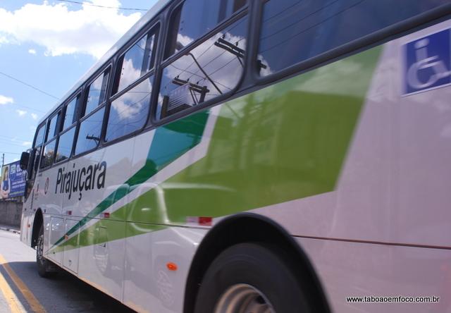Oficialmente, ônibus vão ser entregues no aniversário da cidade, dia 19 de fevereiro.