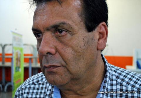 Fernando Fernandes acusa oposição - sem citar nomes - de espalhar mentiras sobre a morte de felinos do Parque das Hortênsias. (Foto: Arquivo / Mar-12)