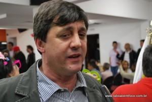 Ex-secretário de cultura do prefeito Fernando Fernandes, Ali Sati pode disputar as eleições de 2016 pelo PT. (Foto: Arquivo)