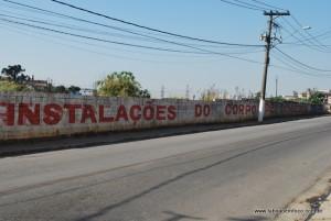 Prefeitura de Taboão da Serra chegou a oferecer esse terreno para construção do Corpo de Bombeiros.