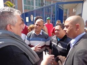 Vereadores petistas cobram explicações do prefeito Chico Brito.