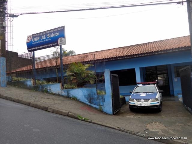 UBS Jardim Salete é furtada durante o fim de semana e prejudica atendimento.