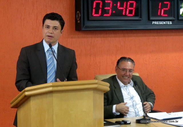 Presidente da Comissão de Acompanhamento, Marcos Paulo faz críticas a administração do Shopping Taboão