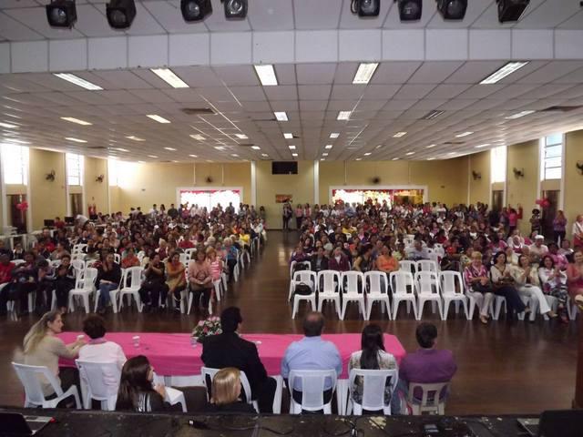 Lançamento do Outubro Rosa em Taboão da Serra