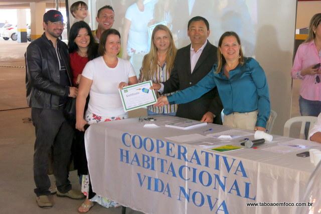 Cooperativa Vida Nova sorteia mais 104 apartamentos do Grupo 5