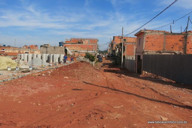 Jardim Record vai receber uma escola e uma UBS, além de investimentos na reurbanização.