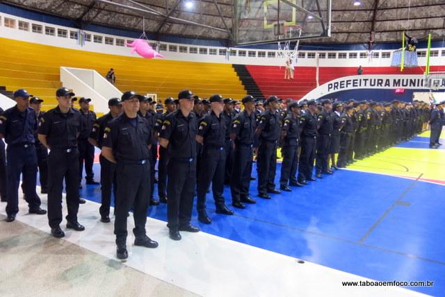 GCM de Taboão da Serra vai receber indenização de R$ 60 mil da Prefeitura Municipal por acidente durante treinamento em 2013. (Foto: Arquivo)
