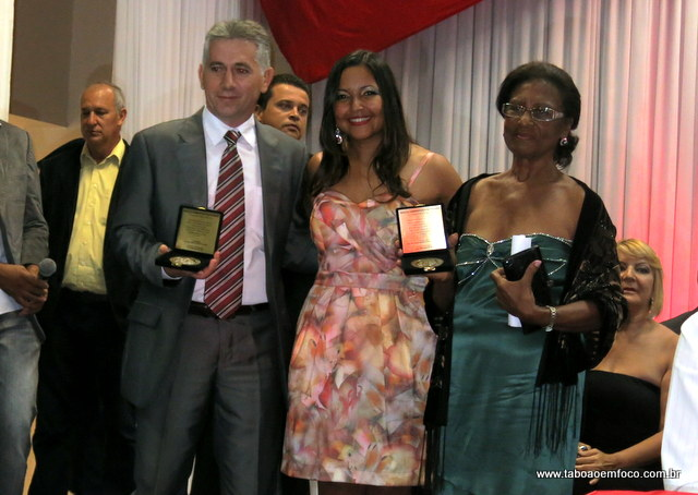 Joice Silva_Medalha 19 Fevereiro_2014