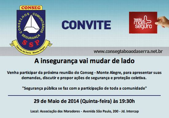 Conseg Monte Alegre