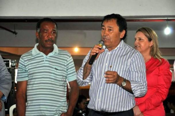 Presidente da Cooperativa Vida Nova, José Aprígio. (Foto: Jornal Na Net)