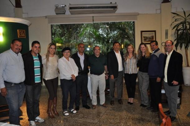 Presidentes do PSB da região sudoeste querem mais participação popular. (Foto: Divulgação)