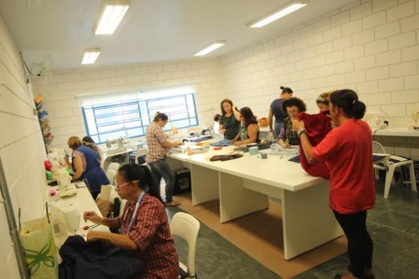 Projeto Lado a Lado abre vagas para cursos no período noturno. (Foto: Divulgação / PMTS)