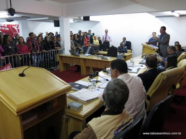 Câmara de Taboão da Serra aprova alterações no Plano Diretor.