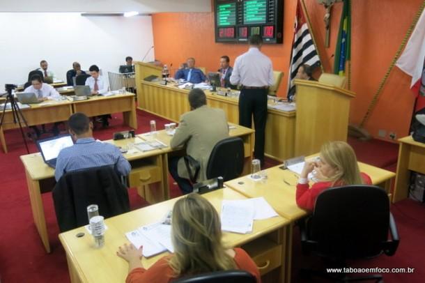 Vereadores de Taboão da Serra entram em recesso. (Foto: Arquivo)