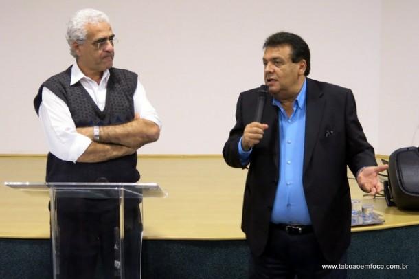 Prefeito Fernando rebate críticos e diz que obras do metrô já começaram.