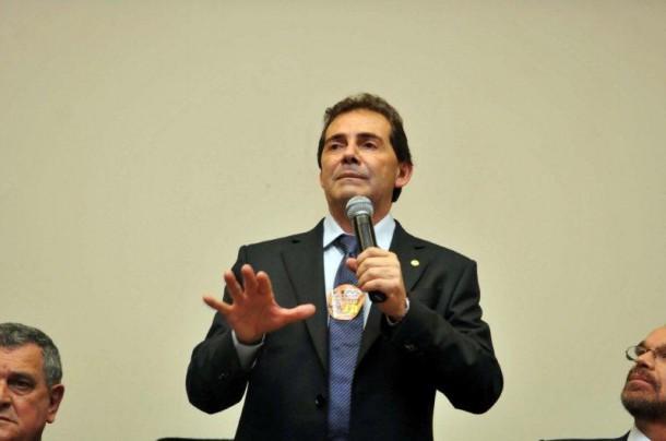 """Deputado Federal Paulinho da Força também vai receber o título de """"Cidadão Taboanense"""". (Foto: Reprodução / Facebook Paulinho da Força)"""