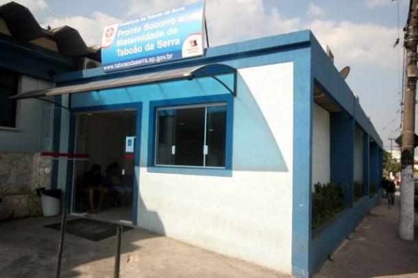 Maternidadde do Pronto Socorro do Antena registra a morte de duas mães e um bebê durante serviço de parto. (Foto: PMTS).