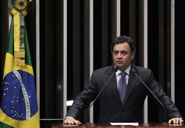 """Câmara de Taboão da Serra concede título de """"Cidadão Taboanense"""" ao senador Aécio Neves (Foto: Gerdan Wesley/Liderança do PSDB no Senado)"""