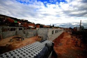 Uma nova Unidade Básica de Saúde está dentro do projeto de urbanização do Jardim Record. (Foto: Ricardo Vaz /PMTS)