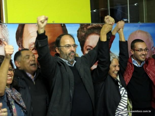 Wagner Eckstein deseja conquistar 50 mil votos nas eleições de 2014.