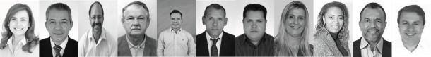 Esses são os candidatos a deputado estadual oriundos de Taboão da Serra. (Foto: Reprodução / TSE)