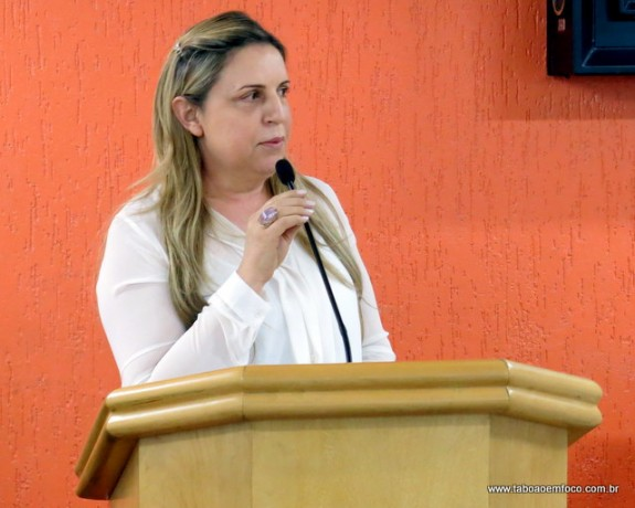 Vereadora Luzia Aprígio lamenta a morte do presidenciável Eduardo Campos.