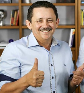 O deputado Geraldo Cruz, que perdeu o apoio do prefeito de Embu, vê as doações diminuirem em relação a 2010. (Foto: Reprodução / Facebook Geraldo Cruz)