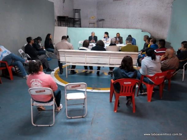 Moradores do Intercap e região querem mais policiamento ostensivo em Taboão da Serra.