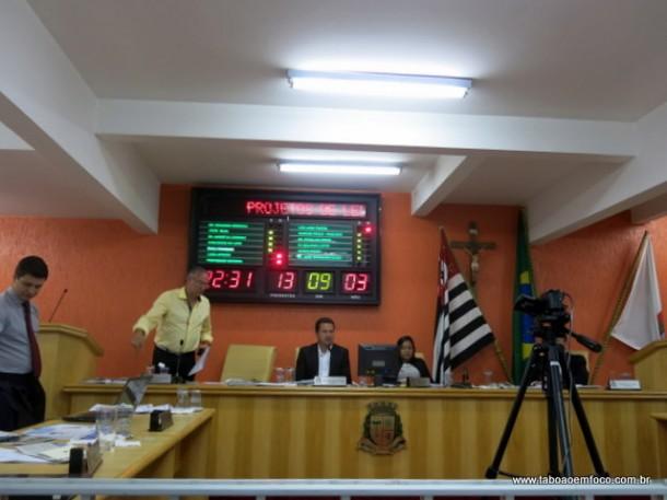 Com três votos contrários, Câmara aprova projetos de anistia de multa e juros de impostos e regularização de edificações.