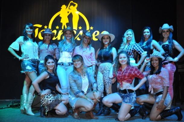 Quem destas candidatas será eleita a Rainha do Rodeio de Taboão da Serra 2014?