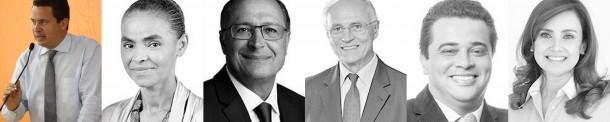 Candidatos do Eduardo Nobrega
