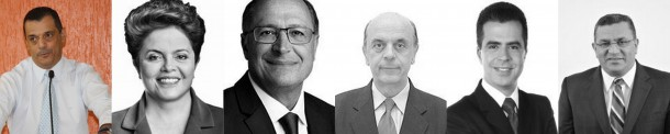 Candidatos do Marco Porta
