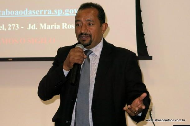 Autor da lei que criou a Semana de Combate a Pedofilia, vereador Cido destaca que é preciso ficar acompanhar de perto as crianças.